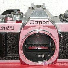 Cámara de fotos: CANON AV-1. Lote 16973595