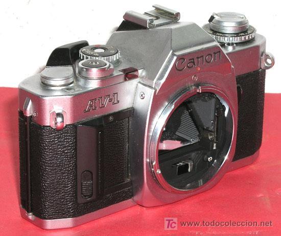 Cámara de fotos: CANON AV-1 - Foto 2 - 16973595