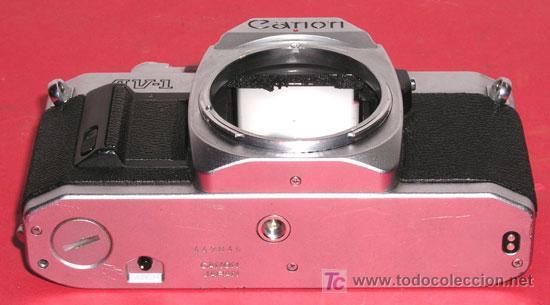Cámara de fotos: CANON AV-1 - Foto 4 - 16973595