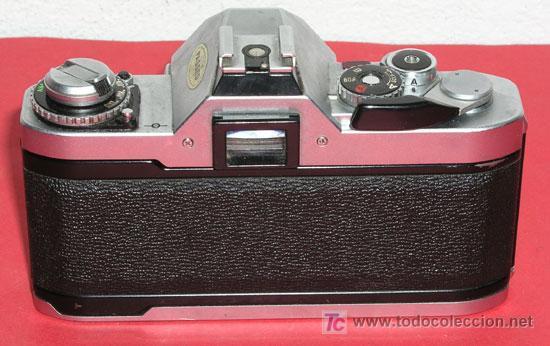 Cámara de fotos: CANON AV-1 - Foto 5 - 16973595