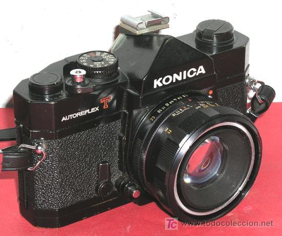 Cámara de fotos: KONICA AUTORREFLEX T - Foto 2 - 112555260