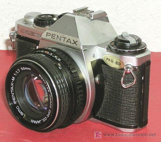 Cámara de fotos: PENTAX ME- SUPER - Foto 2 - 211797252