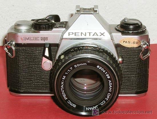 Cámara de fotos: PENTAX ME- SUPER - Foto 3 - 211797252