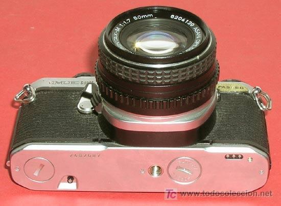 Cámara de fotos: PENTAX ME- SUPER - Foto 5 - 211797252