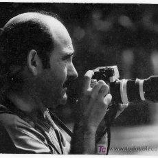 Cámara de fotos - PRECIOSA FOTOGRAFIA ORIGINAL DE EPOCA EN B/N DE UN FOTOGRAFO CON UNA NIKON F PHOTOMIC - 24 x 18 cm - 25072322