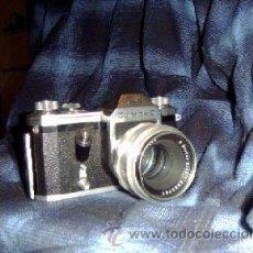Cámara de fotos: CONTAX D + BIOTAR, DE COLECCION. Lote 26830742