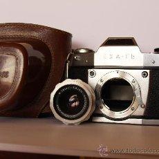 Cámara de fotos: E X A II B - FABRICADA POR IHAGEE EN DRESDE (ALEMANIA) - COMO NUEVA. Lote 27322820