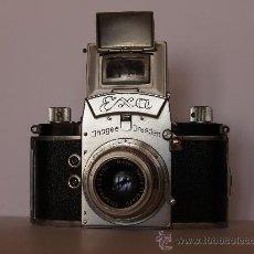 Cámara de fotos: EXA IHAGEE - FABRICADA POR IHAGEE EN DRESDE (ALEMANIA) - EXCELENTE ESTADO. Lote 27343483