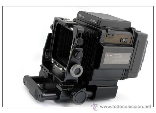 FUJI FUJIFILM GX680 KIT W/135MM 5.6+BACK, GX 680 .OBJETIVO INCLUIDO-. (Cámaras Fotográficas - Réflex (no autofoco))