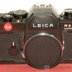 Cámara de fotos: LEICA R3. Lote 16240736
