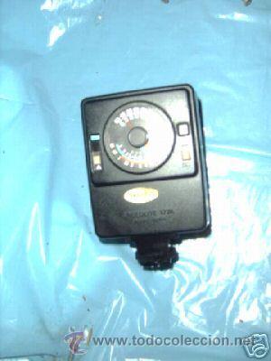Cámara de fotos: FLAHS SPEEDILITE 177 A CANON - Foto 2 - 27098131