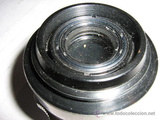 Cámara de fotos: rosca m42 tessar cromado 2,8/50 MM. - Foto 2 - 27261019