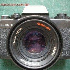 Cámara de fotos: ROLLEIFLEX CON UN PLANAR 50MM F1.8. Lote 27284684