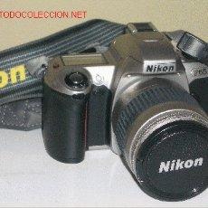 Cámara de fotos: UN VERDADERO REGALO PARA AFICIONADOS A LA FOTOGRAFIA DE CALIDAD!!! OPORTUNIDAD UNICA, NIKON F 65,. Lote 25316217