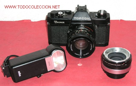 TOPCON UNIREX (Cámaras Fotográficas - Réflex (no autofoco))