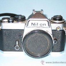 Cámara de fotos: CAMARA NIKON FE, OBJETIVO Y TELECONVERTER TAMRON . Lote 21322502