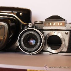 Cámara de fotos: EXA I A - FABRICADA POR IHAGEE (ALEMANIA)-PRACTICAMENTE NUEVA. Lote 27322823