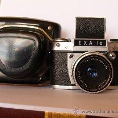 Cámara de fotos: E X A IA + FUNDA / FABRICADA POR IHAGEE EN DRESDE(ALEMANIA) -. Lote 27459751