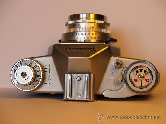 Cámara de fotos: VOIGTLANDER BESSAMATIC - FUNCIONANDO Y EN EXCELENTE ESTADO - Foto 2 - 27506038