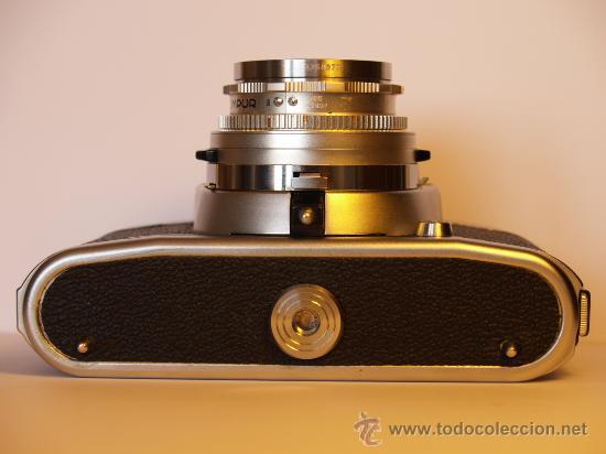 Cámara de fotos: VOIGTLANDER BESSAMATIC - FUNCIONANDO Y EN EXCELENTE ESTADO - Foto 3 - 27506038