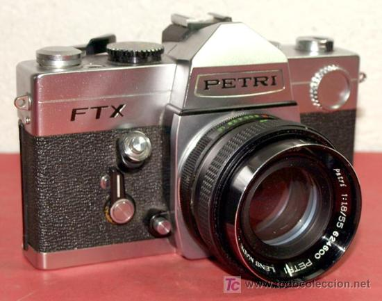 PETRI FTX (Cámaras Fotográficas - Réflex (no autofoco))
