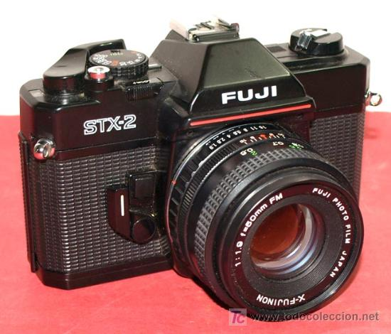 FUJI STX 2 (Cámaras Fotográficas - Réflex (no autofoco))
