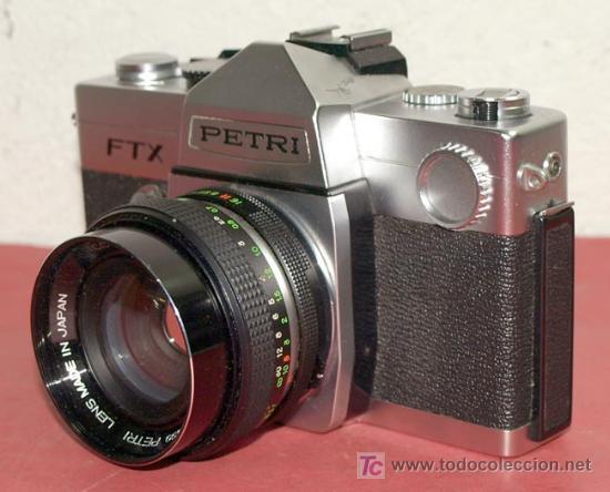 Cámara de fotos: PETRI FTX - Foto 2 - 16863085