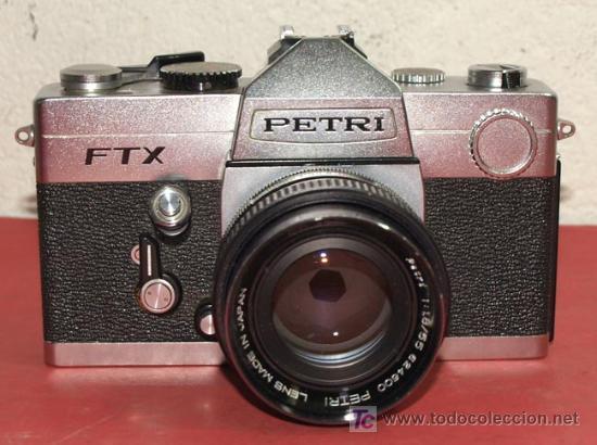 Cámara de fotos: PETRI FTX - Foto 3 - 16863085