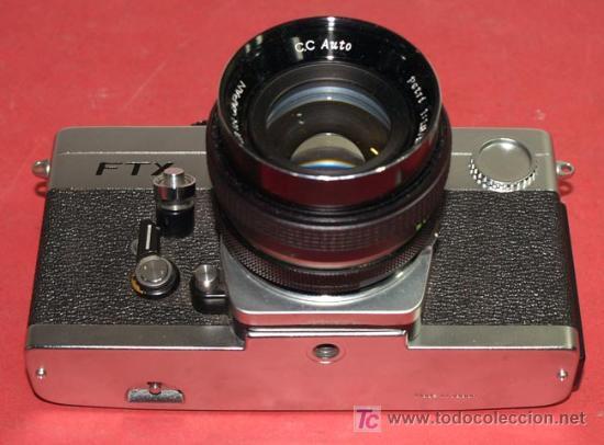 Cámara de fotos: PETRI FTX - Foto 4 - 16863085