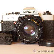 Cámara de fotos - MINOLTA XG-A / REFLEX / EN EXCELENTE ESTADO ESTETICO - 57262534