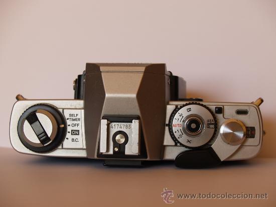 Cámara de fotos: MINOLTA XG-A / REFLEX / EN EXCELENTE ESTADO ESTETICO - Foto 3 - 57262534