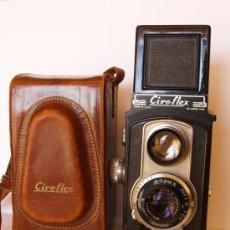 Cámara de fotos: CIRO-FLEX ( MODELO RAPAX ) - REFLEX TLR- MUY BUEN ESTADO-PROCEDENTE DE SELECTA Y CUIDADA COLECCION. Lote 27033554