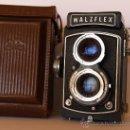 Cámara de fotos: WALZFLEX / REFLEX(TLR) - EXCELENTE ESTADO - PROCEDENTE DE ELEGIDA Y CUIDADA COLECCION. Lote 27033558