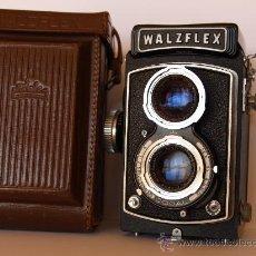 Cámara de fotos: WALZFLEX / REFLEX(TLR) - BUEN ESTADO - PROCEDENTE DE COLECCION. Lote 27033558