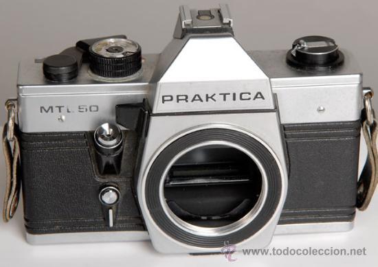 Cámara de fotos: PRAKTICA MTL 50 + ZOOM 70-210MM - Foto 3 - 16818047