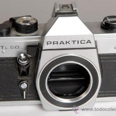Cámara de fotos: PRAKTICA MTL-50. Lote 27144266