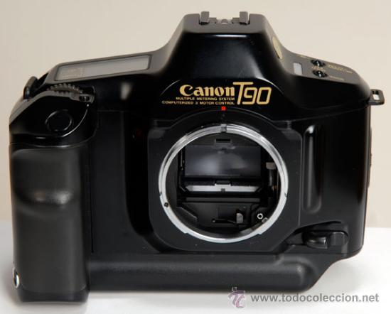 CANON T90 (Cámaras Fotográficas - Réflex (no autofoco))