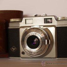 Cámara de fotos: AGFA SUPER SILETTE / TELEMETRICA / EXCELENTE ESTADO Y FUNCIONANDO. Lote 27343482
