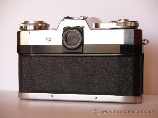 Cámara de fotos: ZEISS IKON CONTAFLEX SUPER BC / FUNCIONANDO / EN EXCELENTE ESTADO - Foto 4 - 27523516