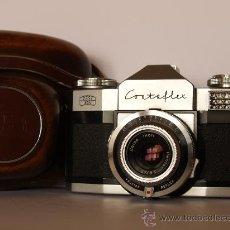 Cámara de fotos: ZEISS IKON CONTAFLEX PRIMA / FUNCIONANDO / EN EXCELENTE ESTADO. Lote 27526961