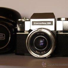 Cámara de fotos: ZEISS IKON CONTAFLEX 126 / FUNCIONANDO Y EN EXCELENTE ESTADO. Lote 27526963