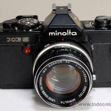 Fotokamera - MINOLTA XG-9 - 27519442