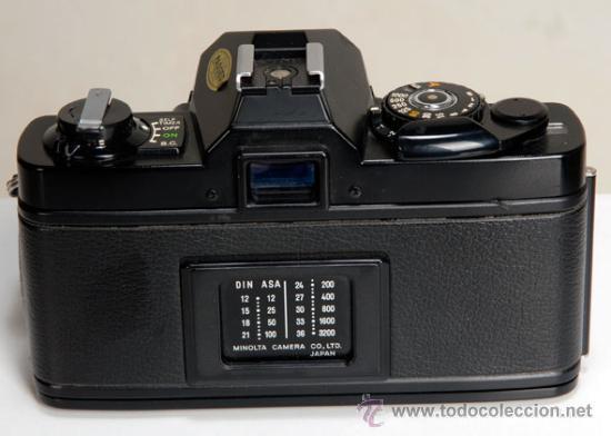 Cámara de fotos: MINOLTA XG-9 - Foto 2 - 27519442
