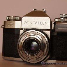 Cámara de fotos: ZEISS IKON CONTAFLEX II / FUNCIONANDO Y EN EXCELENTE ESTADO. Lote 27181298