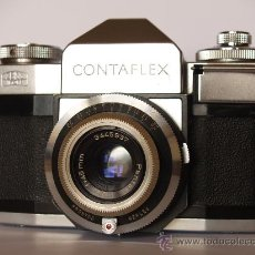 Photo camera - ZEISS IKON CONTAFLEX BETA / FUNCIONANDO / EN EXCELENTE ESTADO - 27181299