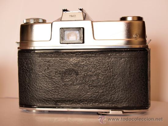 Cámara de fotos: KODAK RETINA REFLEX III + GUIA INSTRUCCIONES ORIGINAL / FUNCIONANDO Y EN EXCELENTE ESTADO - Foto 4 - 26989513