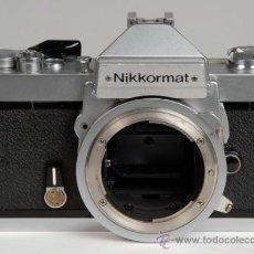 Cámara de fotos: NIKON NIKKORMAT FT2 ¡FIABILIDAD MECANICA¡. Lote 107498666