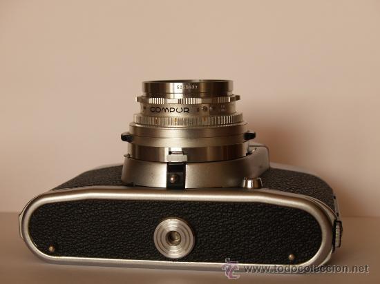 Cámara de fotos: VOIGTLANDER BESSAMATIC + OBJETIVO SKOPAR X 2.8/50mm / EXCELENTE ESTADO - Foto 3 - 27297795