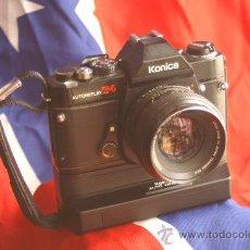 Cámara de fotos: MOTOR PARA KONICA T4. Lote 25284119