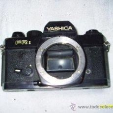 Cámara de fotos: CAMARA YASHICA ANTIGUA DE METAL SIN OBJETIVO - NO FUNCIONA - JAPAN. Lote 26880364